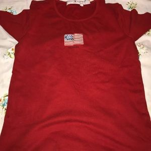 Women's TommyHilfiger T-shirt size medium